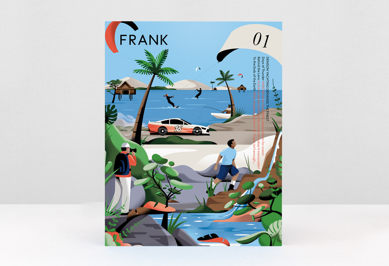 Denison Yachting: Frank Magazine